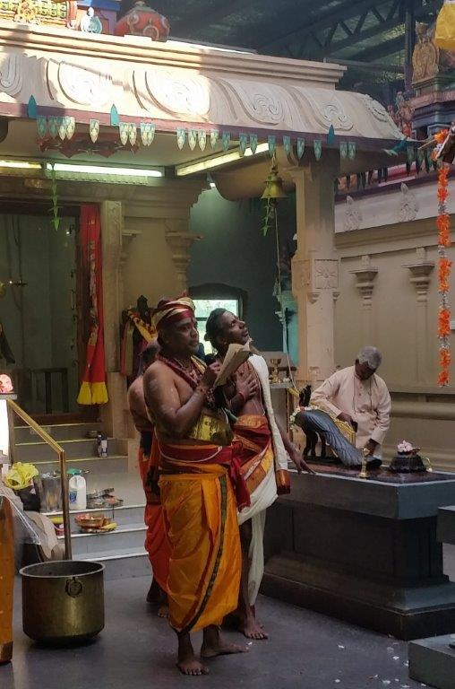Thiruvizha 2016- Day 1 Kodiatram